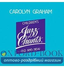 Children's Jazz Chants: Old and New Audio CD