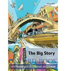 Книжка Dominoes Starter The Big Story with MultiROM ISBN 9780194246743