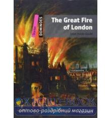 Книжка Dominoes Starter The Great Fire of London with MultiROM ISBN 9780194246699