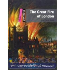 Dominoes Starter The Great Fire of London with MultiROM 9780194246699 купить Киев Украина