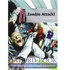 Книжка Dominoes Starter Zombie Attack! with MultiROM ISBN 9780194249591