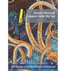 Книжка Dominoes 1 Twenty Thousand Leagues under the Sea ISBN 9780194639347