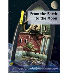 Dominoes 1 From the Earth to the Moon with MultiROM 9780194639385 купить Киев Украина