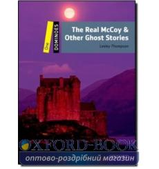 Dominoes 1 The Real McCoy and Other Ghost Stories with MultiROM 9780194247313 купить Киев Украина