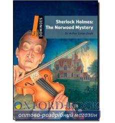Dominoes 2 Sherlock Holmes: The Norwood Mystery with MultiROM 9780194248358 купить Киев Украина
