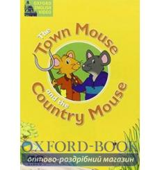 CT DVD Town Mouse & Country Mouse 9780194592703 купить Киев Украина