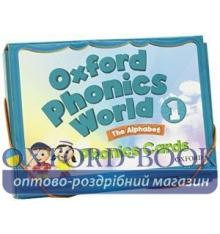Oxford Phonics World 1 Phonics Cards