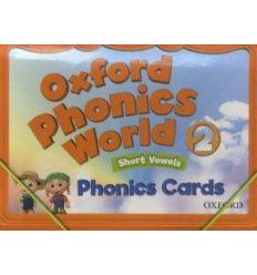 Oxford Phonics World 2 Phonics Cards