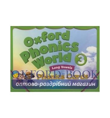 Oxford Phonics World 3 Phonics Cards