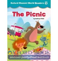 Книга Oxford Phonics World Readers 1 The Picnic 9780194589062 купить Киев Украина