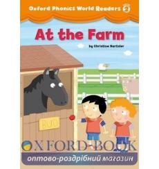Книга Oxford Phonics World Readers 2 At the Farm 9780194589093 купить Киев Украина