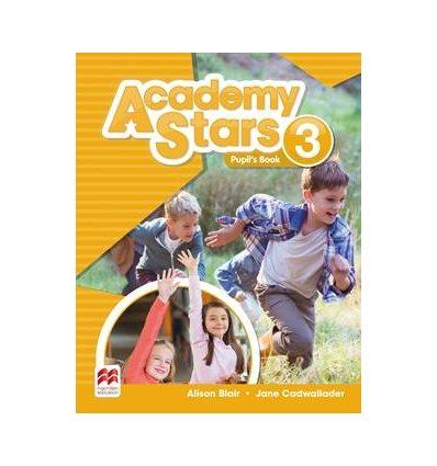 Academy Stars 3 Pupil's Book