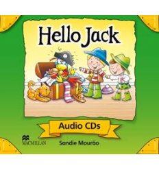 Hello Jack Audio CDs