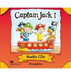 Captain Jack 1 Audio CDs