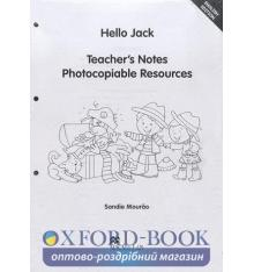 Hello Jack Teacher's Notes