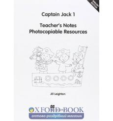 Captain Jack 1 Teacher's Notes