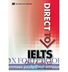 Direct to IELTS Audio CD