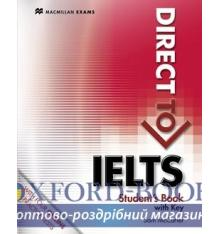 Підручник Direct to IELTS Students Book with key and Website Access Code ISBN 9780230439931