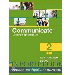 Communicate 2 Teacher's CD-ROM and DVD