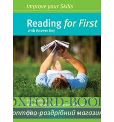 Книга Improve your Skills: Reading for First with key ISBN 9780230460959 купить Киев Украина