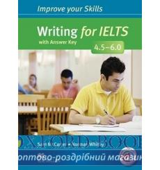 Книга Improve your Skills: Writing for IELTS 4.5-6.0 with key and MPO ISBN 9780230462182 купить Киев Украина