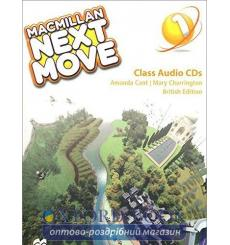 Macmillan Next Move 1 Class CDs