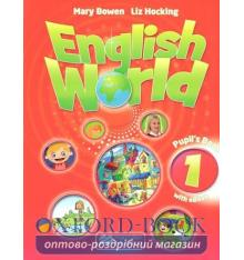 Учебник English World 1 Pupils Book with eBook ISBN 9781786327055
