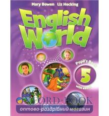 Учебник English World 5 Pupils Book with eBook ISBN 9781786327093