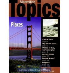 Macmillan Topics Beginner Places