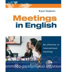 Meetings in English with Audio CD ISBN 9780230401921 купить Киев Украина