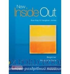 Учебник New Inside Out Beginner Students Book with eBook Pack ISBN 9781786327291 купить Киев Украина