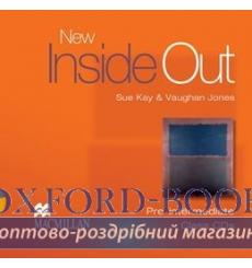 New Inside Out Pre-Intermediate Class CDs ISBN 9781405099578 купить Киев Украина