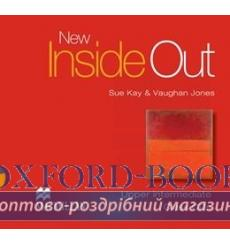 New Inside Out Upper-Intermediate Class CDs ISBN 9780230009172 купить Киев Украина