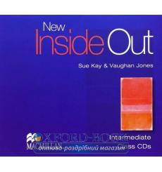 New Inside Out Intermediate Class CDs ISBN 9781405099707 купить Киев Украина