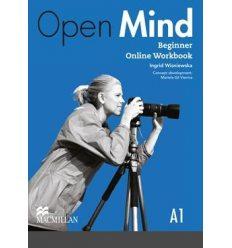 Open Mind British English Beginner Online Workbook