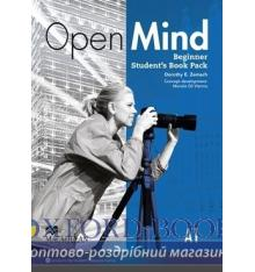 Open Mind British English Beginner Student's Book Pack