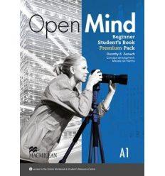 Open Mind British English Beginner Student's Book Premium Pack