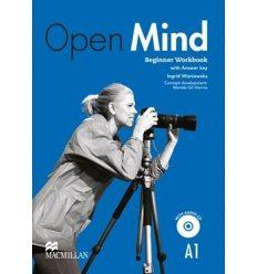 Open Mind British English Beginner Workbook with key and CD