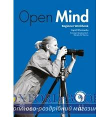 Open Mind British English Beginner Workbook without key with CD