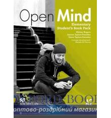 Open Mind British English Elementary Student's Book Pack