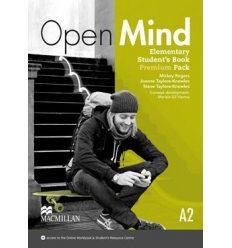 Open Mind British English Elementary Student's Book Premium Pack