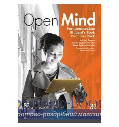 Open Mind British English Pre-Intermediate Student's Book Premium Pack