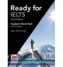 Підручник Ready for IELTS 2nd Edition Students Book with eBook ISBN 9781786328625