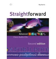 Straightforward Advanced Class CDs 2nd Edition 9780230423510 купить Киев Украина