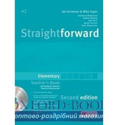 Straightforward Elementary Teachers Book with eBook Pack 3rd Edition 9781786327628 купить Киев Украина