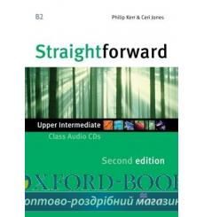 Straightforward Upper-Intermediate Class CDs 2nd Edition 9780230423428 купить Киев Украина