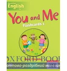 Картки You and Me 1 Flashcards ISBN 9781405079495