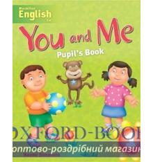 Підручник You and Me 1 Pupils Book ISBN 9781405079440