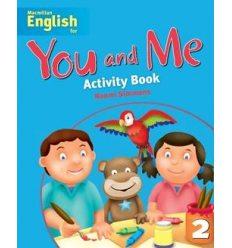 Робочий зошит You and Me 2 Activity Book ISBN 9781405079525