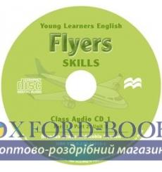 Young Learners English: Flyers Skills Audio CD ISBN 9780230449121 купить Киев Украина